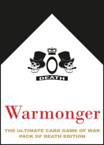 Warmonger: The Ultimate Card Game of War